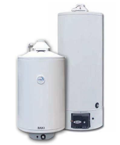 Газовые накопительные водонагреватели (бойлеры)