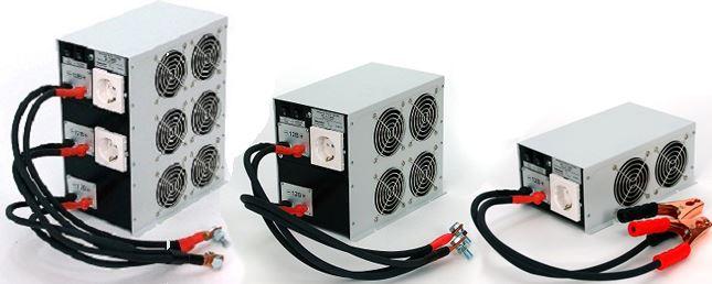 Инверторы для солнечных систем (батарей)