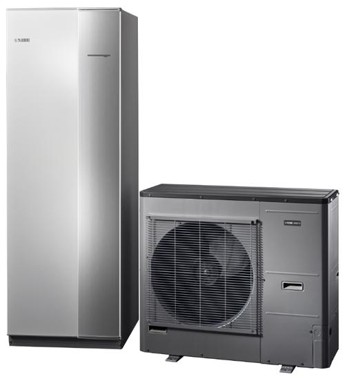 Водо-воздушные тепловые насосы