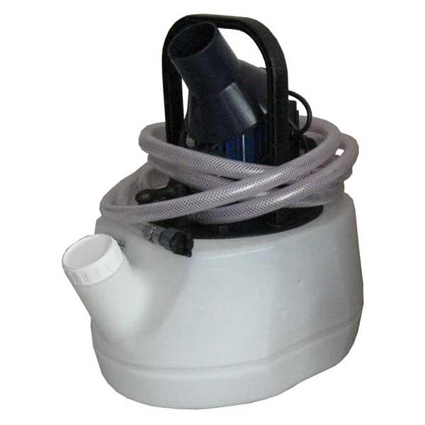 Оборудование для промывки от накипи теплообменников и систем отопления