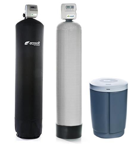 Фильтры для удаления железа (обезжелезивания воды)