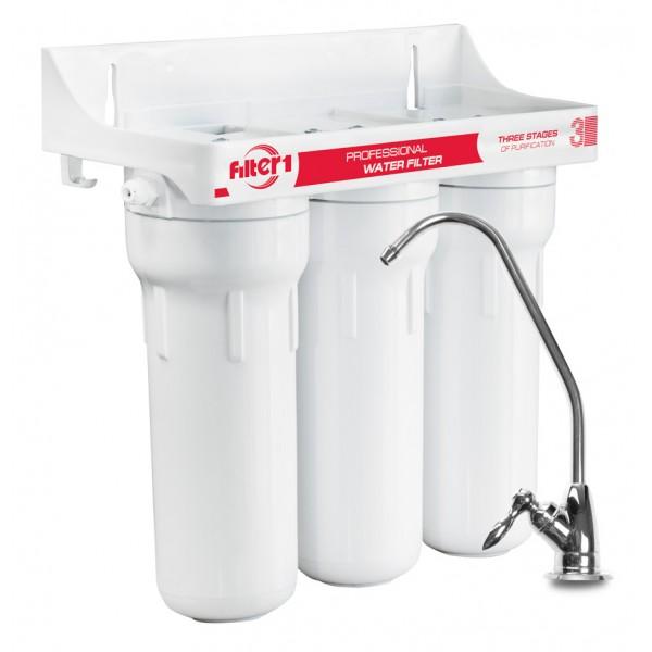 Фильтры для очистки воды проточные (проточного типа)