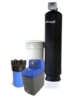 Фильтры для умягчения жесткой воды (умягчители)