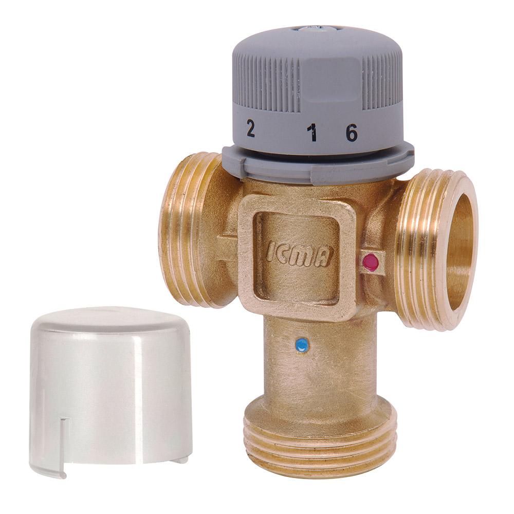 Термостатические смесительные вентили
