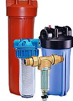 Фильтры для механической очистки воды (механические)