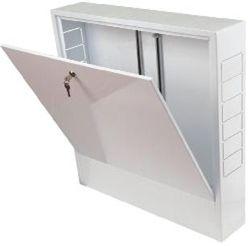 Распределительные коллекторные шкафы для теплого пола