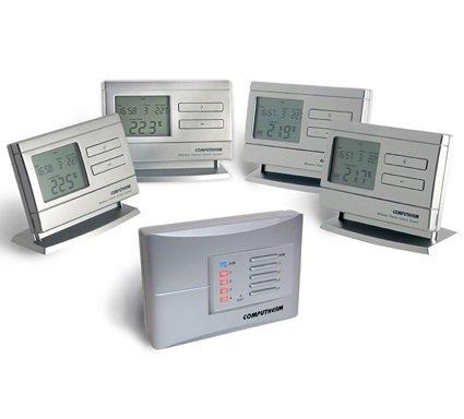 Термостаты, программаторы и терморегуляторы