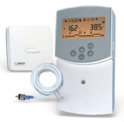 Электроника для систем отопления