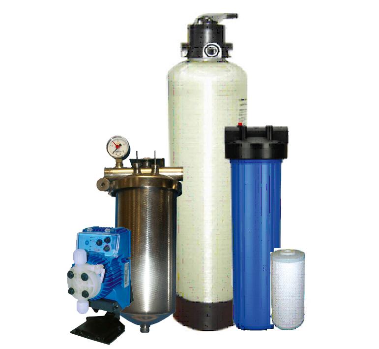 Фильтры для удаления сероводорода