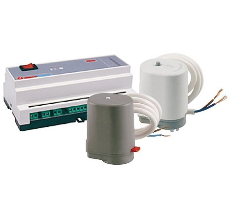 Автоматика для водяного теплого пола