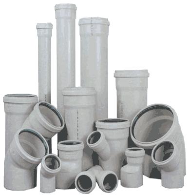 Бесшумная (шумопоглощающая) канализация: трубы и фитинги