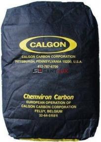 Фильтрующий материал Активированный уголь Chemviron Carbon Aquacarb 207EA 8x30 антрацитовый уголь