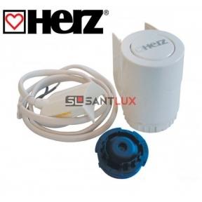 Сервопривод для коллектора HERZ 7711 M28x1,5 на 220 Вольт (нормально закрытый)