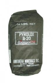 Фильтрующий материал Clack Pyrolox для удаления марганца и железа