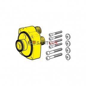 Промывочный адаптер для циркуляционного насоса Master BoilerCP Adapter