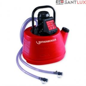Установка для удаления накипи в системах отопления (теплообменниках) Rothenberger Romatic 20