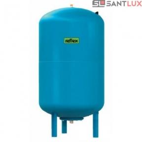 Гидроаккумулятор REFLEX DE 50 литров (вертикальный с несменной мембраной)