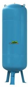 Гидроаккумулятор REFLEX DE 1000 литров (вертикальный, диаметр 740 мм) 16 бар