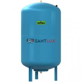 Гидроаккумулятор REFLEX DE 400 литров (вертикальный) 16 бар