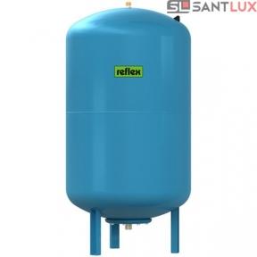 Гидроаккумулятор REFLEX DE 300 литров (вертикальный) 16 бар
