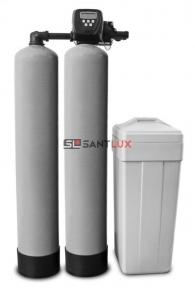 Фильтр умягчитель воды Ecosoft FU 0844 TWIN