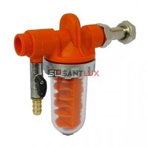 Магнитно-механический фильтр для воды Aqumax (Аквамакс) SUPAMEG COMPACT