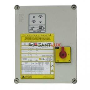 MANIERO QTD10/3,7kW-A-CMS2 пульт управления