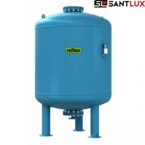 Гидроаккумулятор REFLEX DE 2000 литров (вертикальный) 16 бар