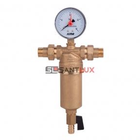 Самопромывной фильтр для воды ICMA 751 1 1/2