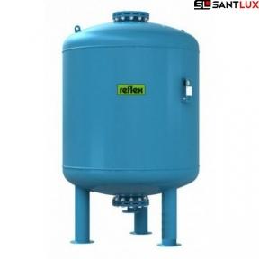 Гидроаккумулятор REFLEX DE 1500 литров (вертикальный) 16 бар