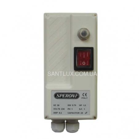 SPERONI HP075  20mf 6A пульт управления