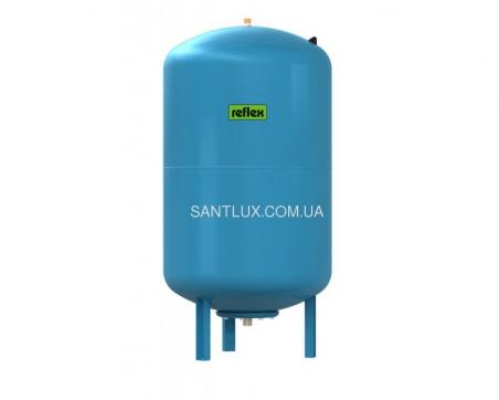 Гидроаккумулятор REFLEX Junior DC 400 литров (вертикальный с несменной мембраной)