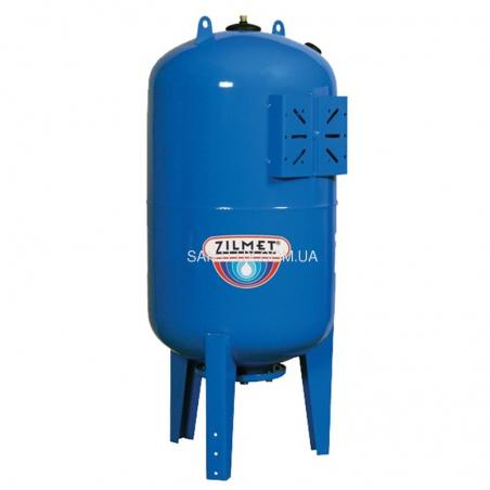 Гидроаккумулятор ZILMET ULTRA-PRO 200 литров (вертикальный)