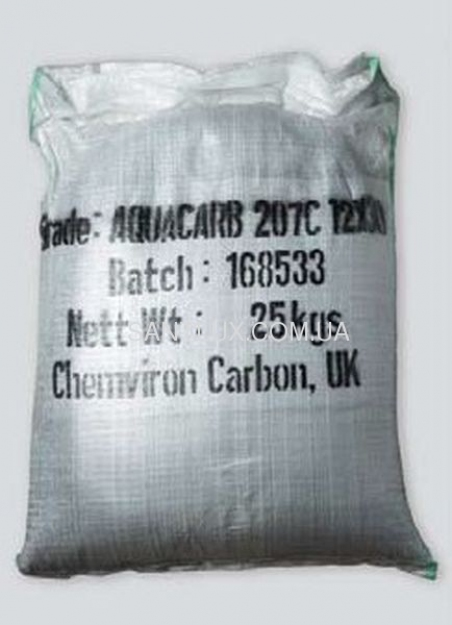 Фильтрующий материал Активированный уголь Chemviron Carbon Aquacarb 207C 12x30