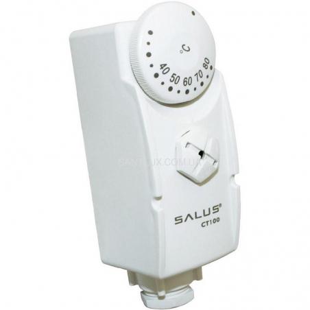Терморегулятор накладной на трубу SALUS AT10 (30-90°C)