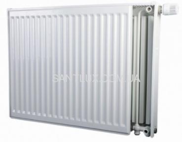 Стальной панельный радиатор Ruvi 22 тип 500х2000 мм (нижнее подключение)