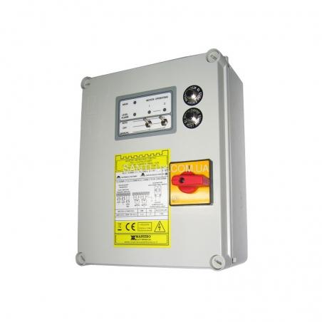 MANIERO QMD20/1,1kW-10T-SI-2 пульт управления