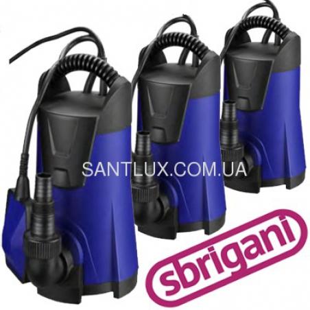 Дренажный насос SBRIGANI 100 DSF
