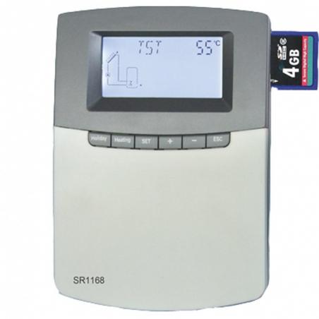 Контроллер для солнечных систем SR1168