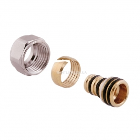 Фитинг для пластиковой и металлопластиковой трубы Icma 98 1/2