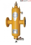 SPIROTECH SpiroCombi Air Dirt DN080 (под сварку) сепаратор воздуха и шлама с магнитом