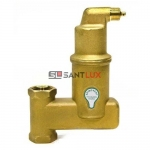 SPIROTECH SpiroVent Air 3/4' 110°C - 10 Бар сепаратор воздуха