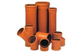 Наружная канализация: трубы и фитинги