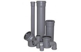 Внутренняя канализация: трубы и фитинги